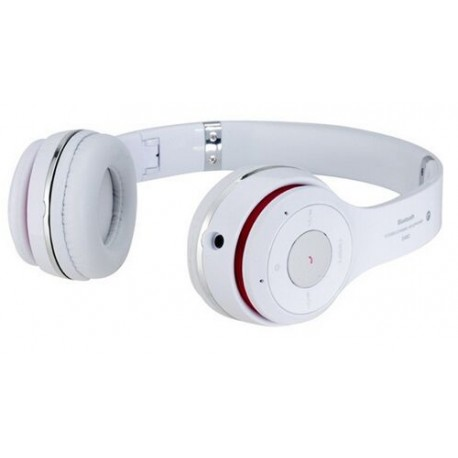 Audifonos bluetooth, mp3, fm e inalambricos