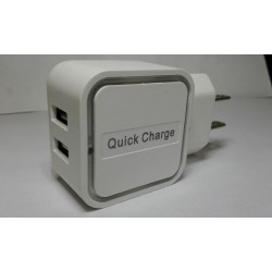 Cargador Quick Charge