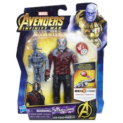 Marvel Avengers Infinity Wars - Star Lord