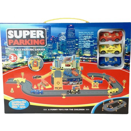 Super Parking - The Fast Parking Garage