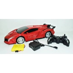Remote Control Mecha Team Deform Car Mobil Rc Robot