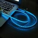 LED USB Synch Cable Iphone 4